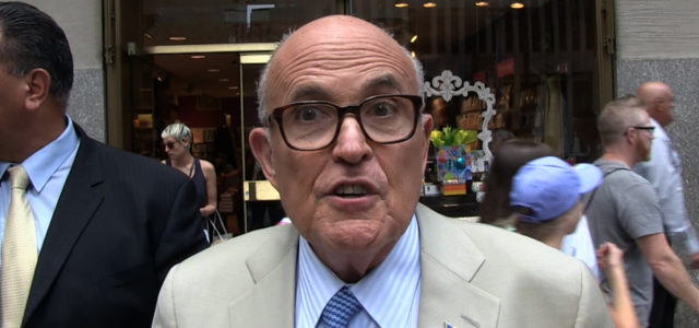 Featured Image for Rudy Giuliani to Lead New Cyber Security Team In Trump's Cabinet