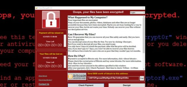 Featured Image for Massive ransomware infection hits computers in 99 countries – BBC News