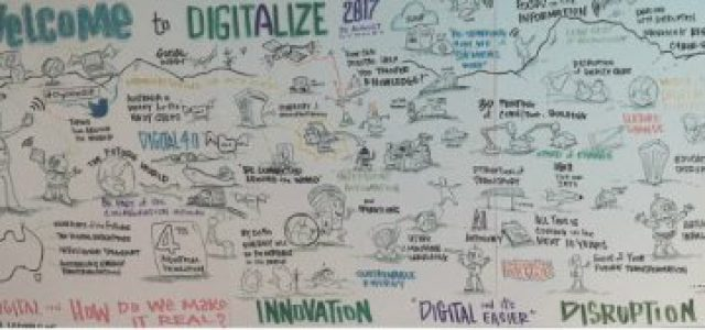 Featured Image for Driving business transformation with digitalization