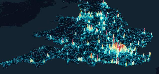 Search Result Image for 'Uber passe en Open Source son outil de data visualization.'