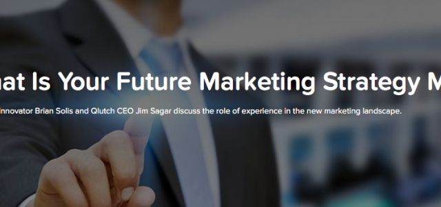 Search Result Image for 'Is Your Marketing Strategy Aimed at the Present or the Future? – Brian Solis'