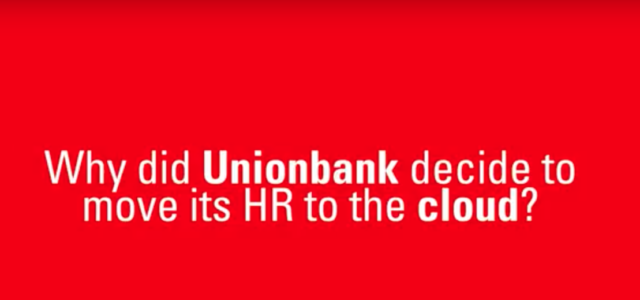 Featured Image for Unionbank and their digital transformation with Oracle HCM