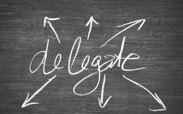 delegate leadership