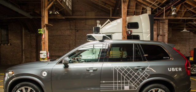 Search Result Image for 'Uber orders up to 24,000 Volvo XC90s for driverless fleet'