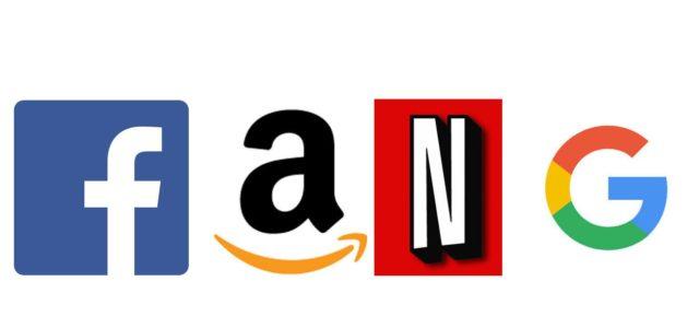 Facebook amazon netflix google (FANG)