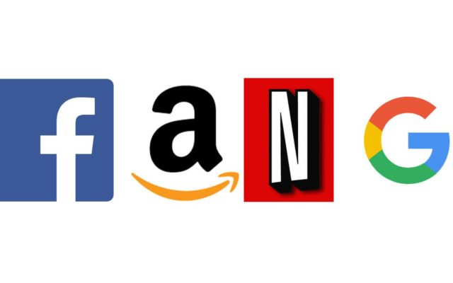 Facebook amazon netflix google (FANG)