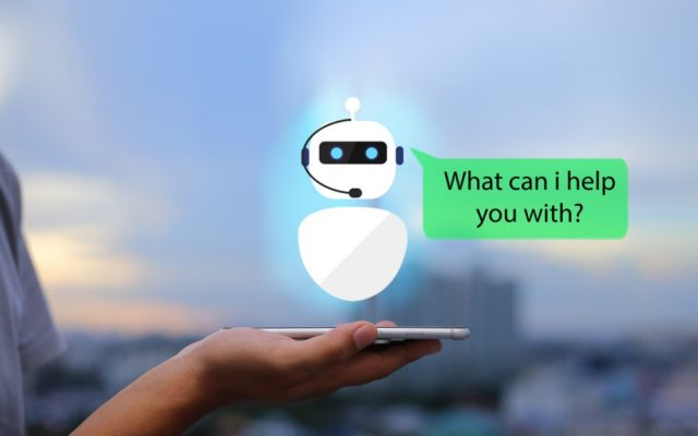 How can Chatbots help in B2B?