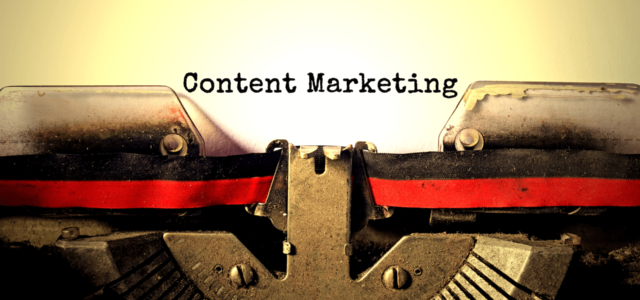 Why Content Marketing Doesn't Work