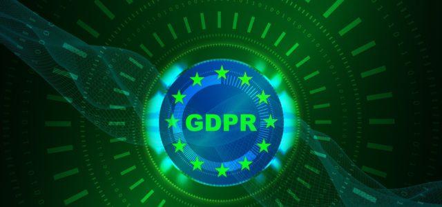 General Data Protection Regulation GDPR Banking