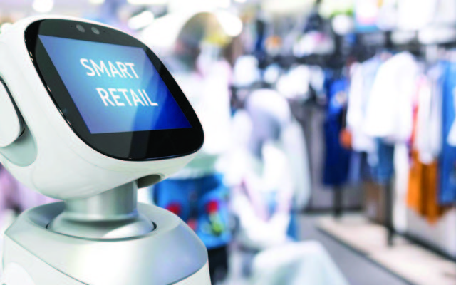 Digitization Retail and Technologies