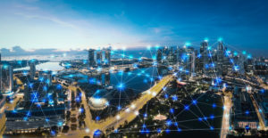 unicorn Smart city digital transformation disruption