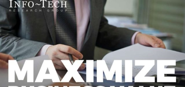 Featured Image for Maximize Business Value From IT Through Benefits Realization