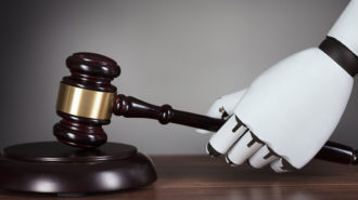 Augmenting Lawyers with Robots