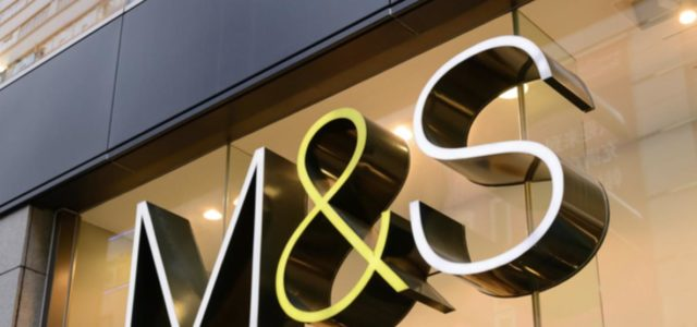 M&S Placing digital at the heart of business