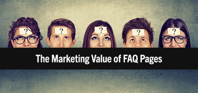 Featured Image for How Customer-Centric FAQ Pages Improve Content Marketing Results