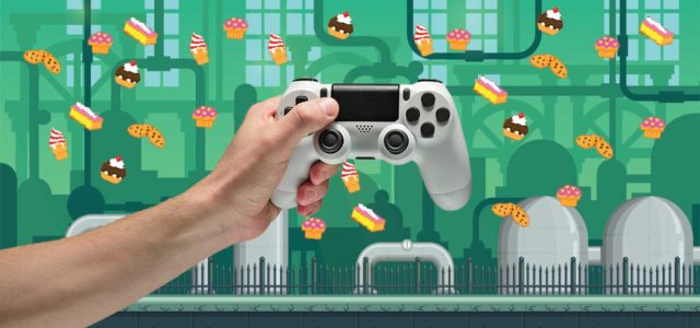 Featured Image for Candy Crushing It: Gamifying Manufacturing to Train Millennials