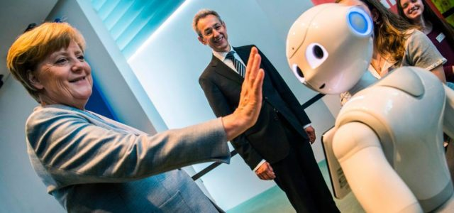 Featured Image for Germany launches digital strategy to become artificial intelligence leader