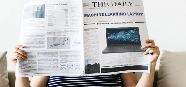 Featured Image for Top 13 Best laptop For Machine Learning and Data Learning in 2019