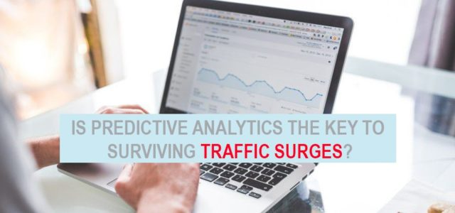 Featured Image for Is Predictive Analytics the Key to Surviving Traffic Surges?
