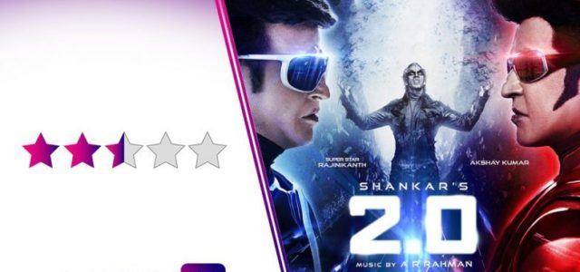 Featured Image for 2.0 Movie Review: Rajinikanth and Akshay Kumar's Film is a 3-D Delight That Lags From Lowbrow Content Malware | LatestLY