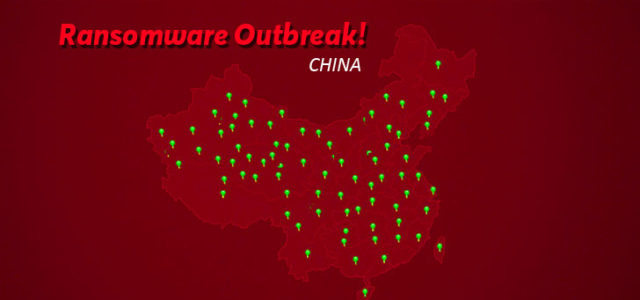 Featured Image for New Ransomware Spreading Rapidly in China Infected Over 100,000 PCs