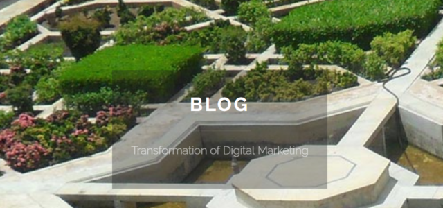 Featured Image for Transformation of Digital Marketing