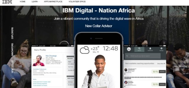 Featured Image for IBM helps Afrilennials prepare for the future of work with Digital – Nation Africa initiative – Kenya Engineer