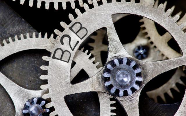 Digital transformation and B2B