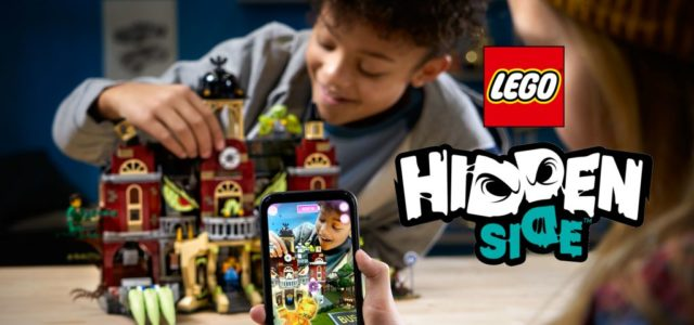 Featured Image for LEGO unveils new Hidden Side product line with eight haunted augmented reality sets [News] | The Brothers Brick