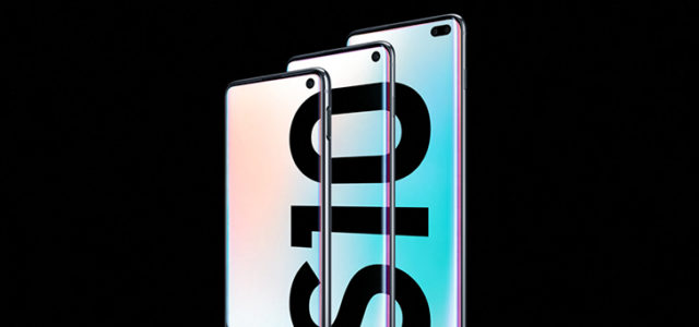 Featured Image for Samsung Raises the Bar with Galaxy S10: More Screen, Cameras and Choices