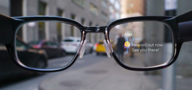 Featured Image for North Focals glasses review: a $600 smartwatch for your face