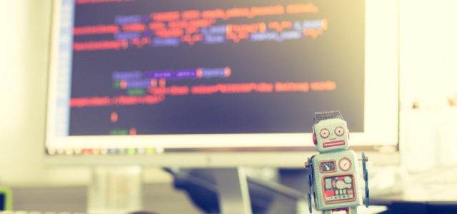 Featured Image for HR, chatbots and robotic process automation: key for digital transformation