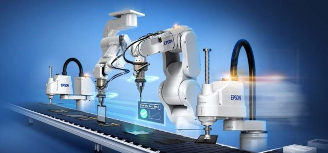 Featured Image for Epson | How AI and Robotics Are Transforming Factories of The Future – Orange Magazine