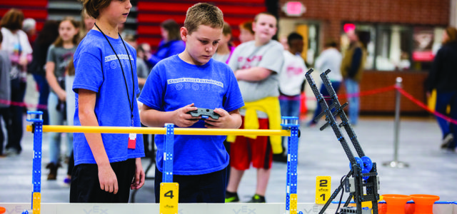 Featured Image for Transformers: Robotics competition is changing STEM education and communities for the better – ABOUT…the River Valley Online