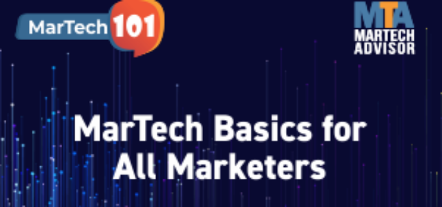 Featured Image for MarTech 101: Marketing Analytics Basics for 2019