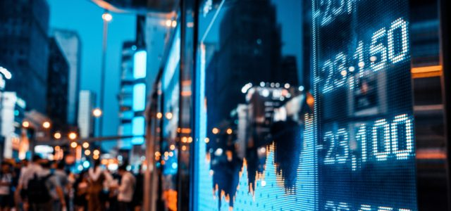 Featured Image for Financial Services: Predictive Analytics with Blockchain and AI