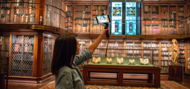 Featured Image for Meeting Old Masters, Rowing With Vikings — in Augmented Reality