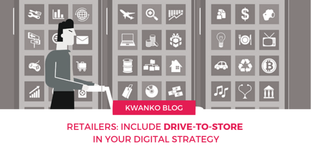 Featured Image for Retailers | Include drive-to-store in your digital strategy