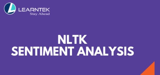 Featured Image for Natural Language Processing : Sentiment Analysis | Learntek