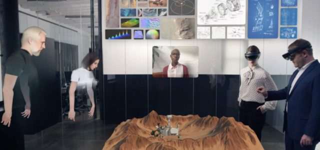 Featured Image for Spatial augmented reality offices could change how you work