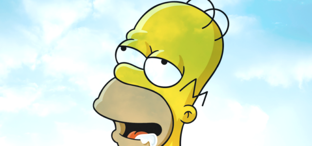 Featured Image for The Simpsons meets Data Visualization
