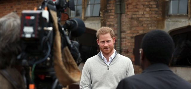 Featured Image for Prince Harry beat paparazzi using GDPR law, new royal weapon vs. media