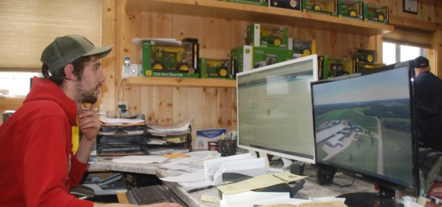 Featured Image for Monroe County farm family finds value in data analytics