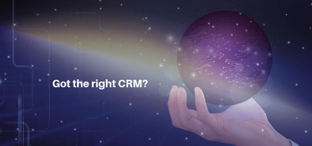 Featured Image for Choosing the right CRM for an effective Digital Transformation