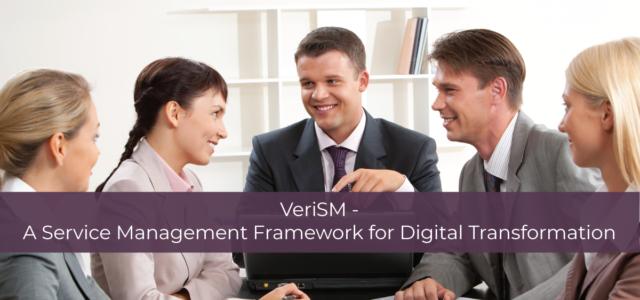 Featured Image for VeriSM – A Service Management Framework for Digital Transformation – Invensis Learning Blog