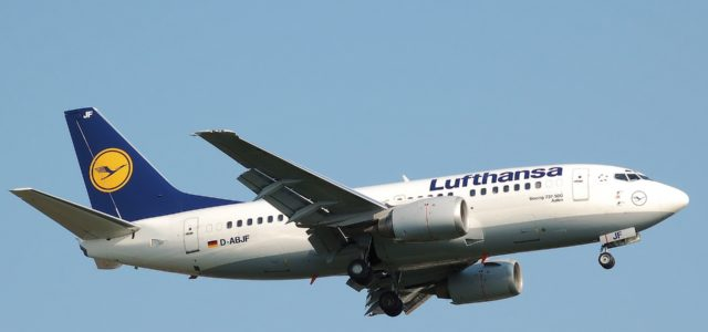 Digital innovation Lufthansa