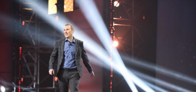 Featured Image for AWS CEO Andy Jassy on Competition, Blockchain, and A.I. Chips, Cars