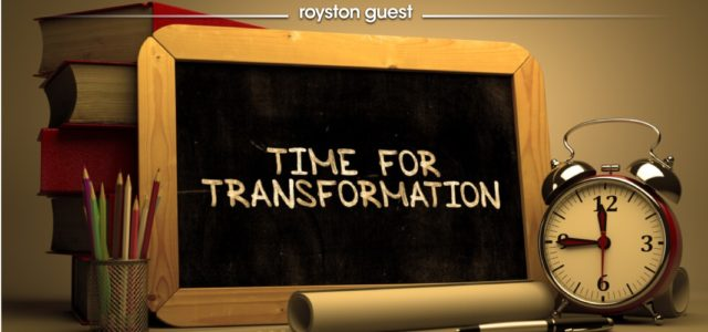 Featured Image for The One Question You Should Ask To Unlock Your Business Transformation | Royston Guest