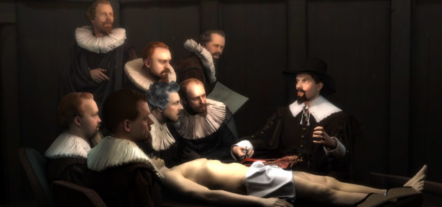 Featured Image for Augmented reality takes Mauritshuis museum-goers inside Rembrandt painting