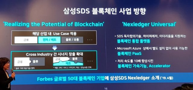 Featured Image for Samsung's 'Digital Transformation Framework' Includes Blockchain Tech